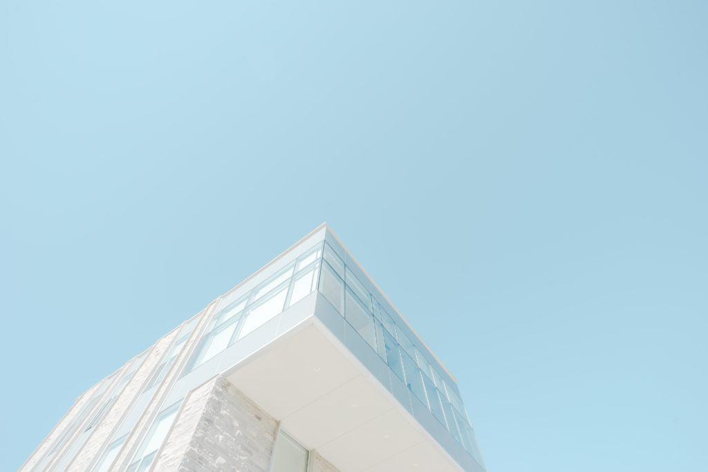 bild eines Gebäudes